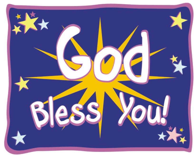 GOD BLESS YOU1